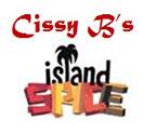 Cissy B's Island Spice Logo