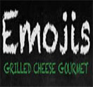 Emojis Grilled Cheese Gourmet Logo