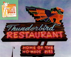 Thunderbird Restaurant in Mount Carmel, UT at Restaurant.com