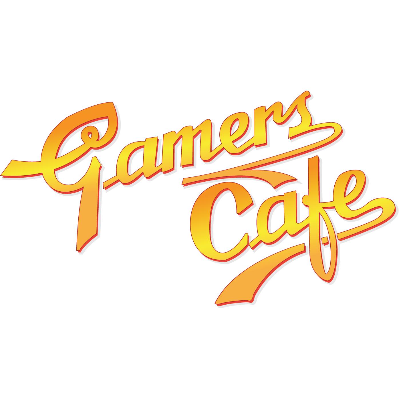 Gamer's Cafe Logo