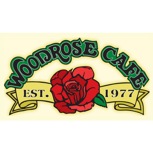 Woodrose Cafe Logo