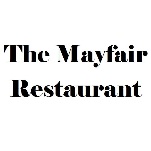 The Mayfair Restaurant Logo