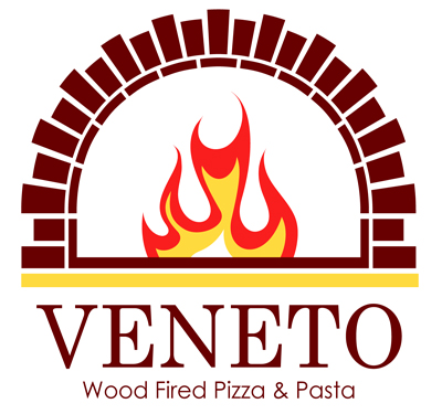 Veneto Wood Fired Pizza & Pasta Logo