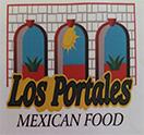 Los Portales Mexican Food Logo