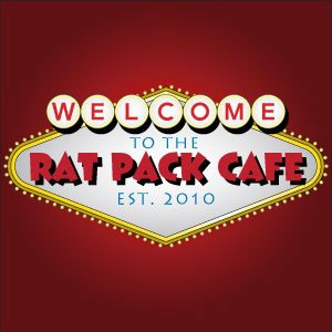The Rat Pack Bistro Logo