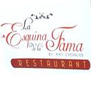 La Esquina De La Fama Logo