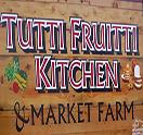 Tutti Fruitti Kitchen & Market Farm Logo