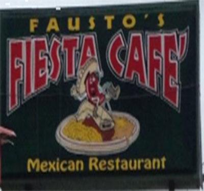 Fausto's Fiesta Cafe Logo