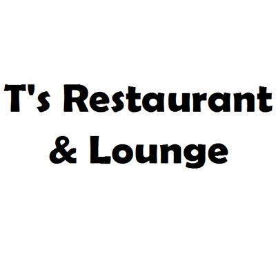 T's Restaurant & Lounge Logo