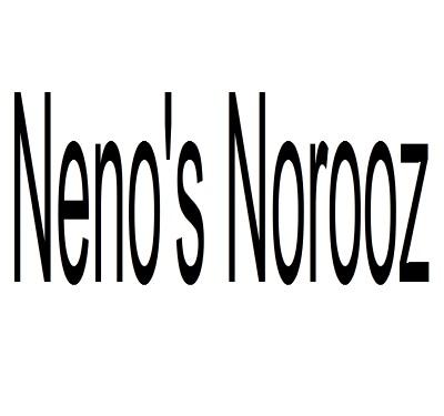 Neno's Norooz Logo