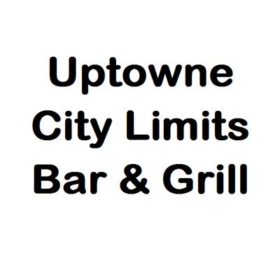 Uptowne City Limits Bar & Grill Logo