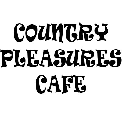 Country Pleasures Cafe Logo