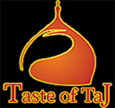Taste of Taj Logo