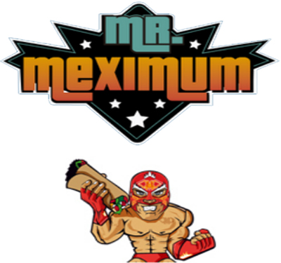 Mr Meximum Logo