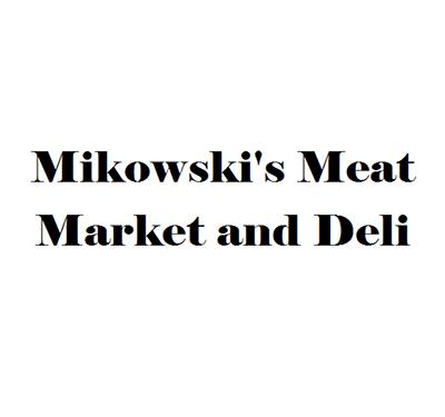 Mikowski's Meat Market and Deli Logo