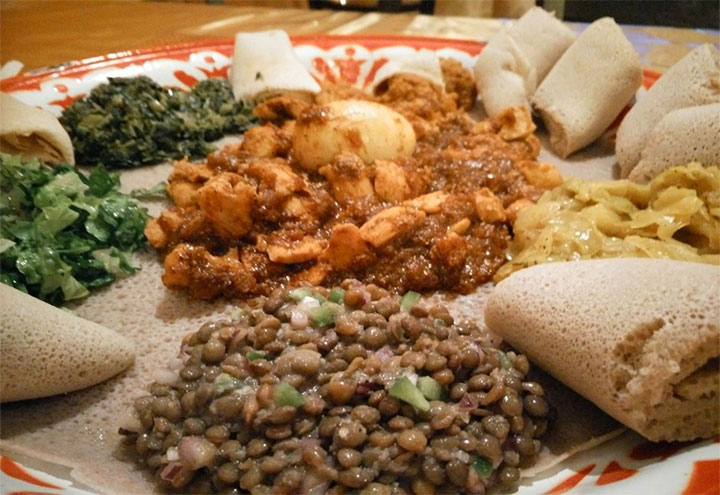Fasika Ethiopian Restaurant in Fresno, CA at Restaurant.com