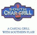 9 South Char Grill Logo