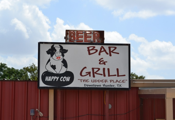 Happy Cow Bar and Grill in New Braunfels, TX at Restaurant.com