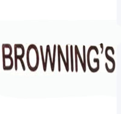 Browning's Corner Cafe Logo