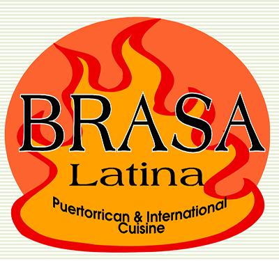 Brasa Latina Logo
