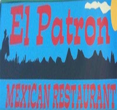 El Patron 2 Mexican Restaurant Logo