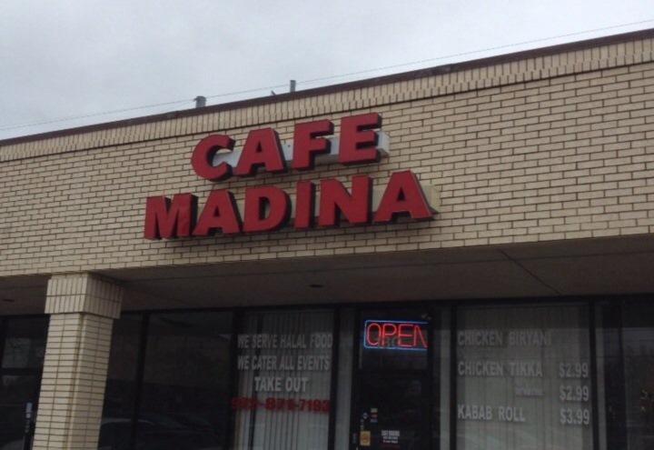 Cafe Madina in Irving, TX at Restaurant.com