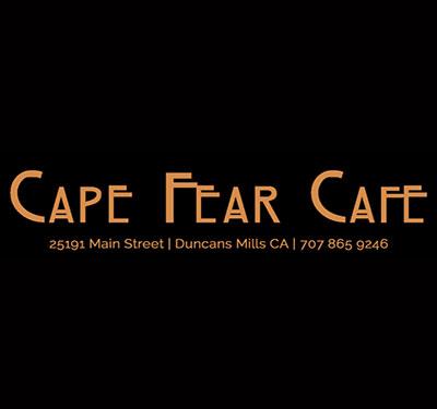 Cape Fear Cafe Logo