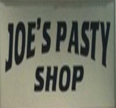 Joe's Pasty Shop Logo