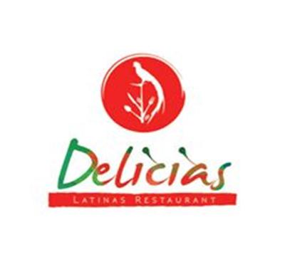 Delicias Latinas Restaurant Logo