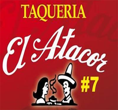 Taqueria El Atacor #7 Logo