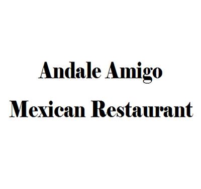 Andale Amigo Mexican Restaurant Logo