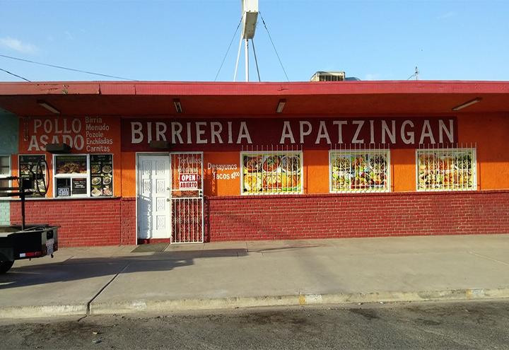 Birrieria Apatzingan in Cutler, CA at Restaurant.com