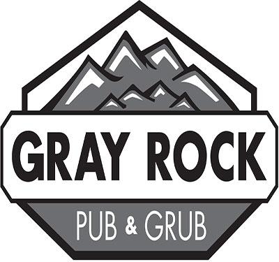 Gray Rock Pub & Grub Logo