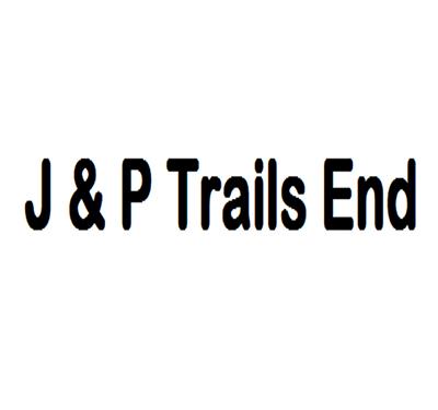 J & P Trails End Logo