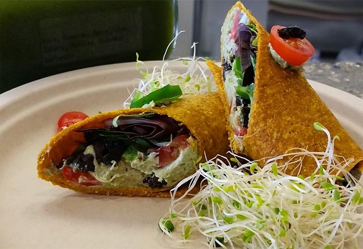 Auraganic in Chino, CA at Restaurant.com