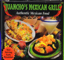 Juancho's Authentic Mexican Logo