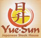 Yue Sun Japanese Steak House Logo