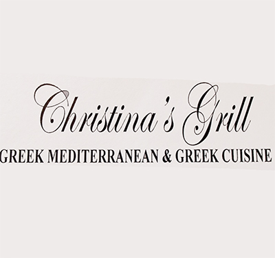 Christina's Grill and Greek Taverna Logo