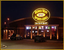 Heroes West Sports Grill in Joliet, IL at Restaurant.com