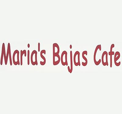 Maria's Bajas Cafe Logo