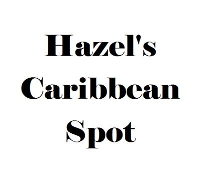 Hazel's Caribbean Spot Logo