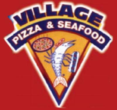 Village Pizza & Seafood Logo