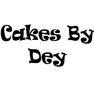 Cakes By Dey Logo