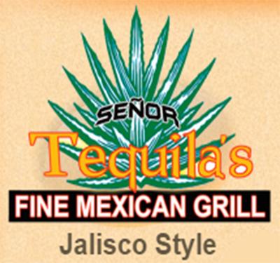 Senor Tequila's Fine Mexican Grill Logo