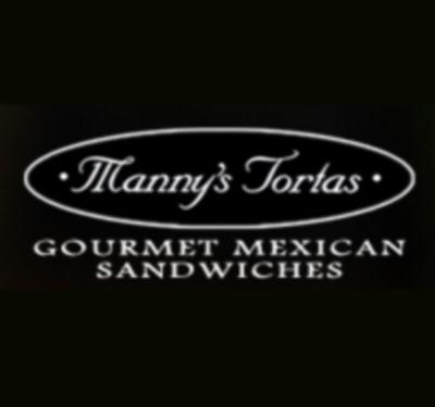 Manny's Tortas Logo