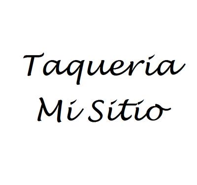 TAQUERIA MI SITIO Logo