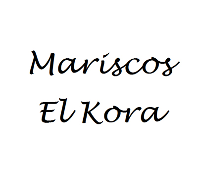 Mariscos El Kora Logo