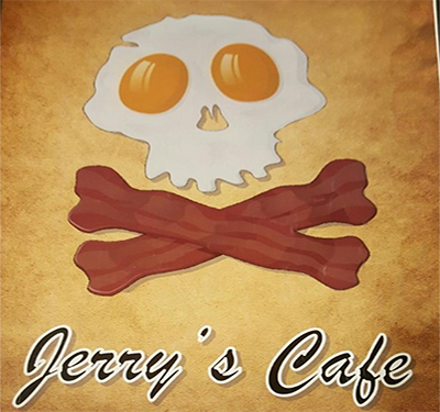 Jerry's Cafe Logo