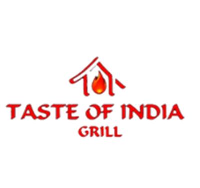 Taste of India Grill Logo