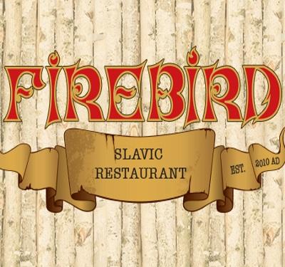 Firebird Russian Restaurant Logo